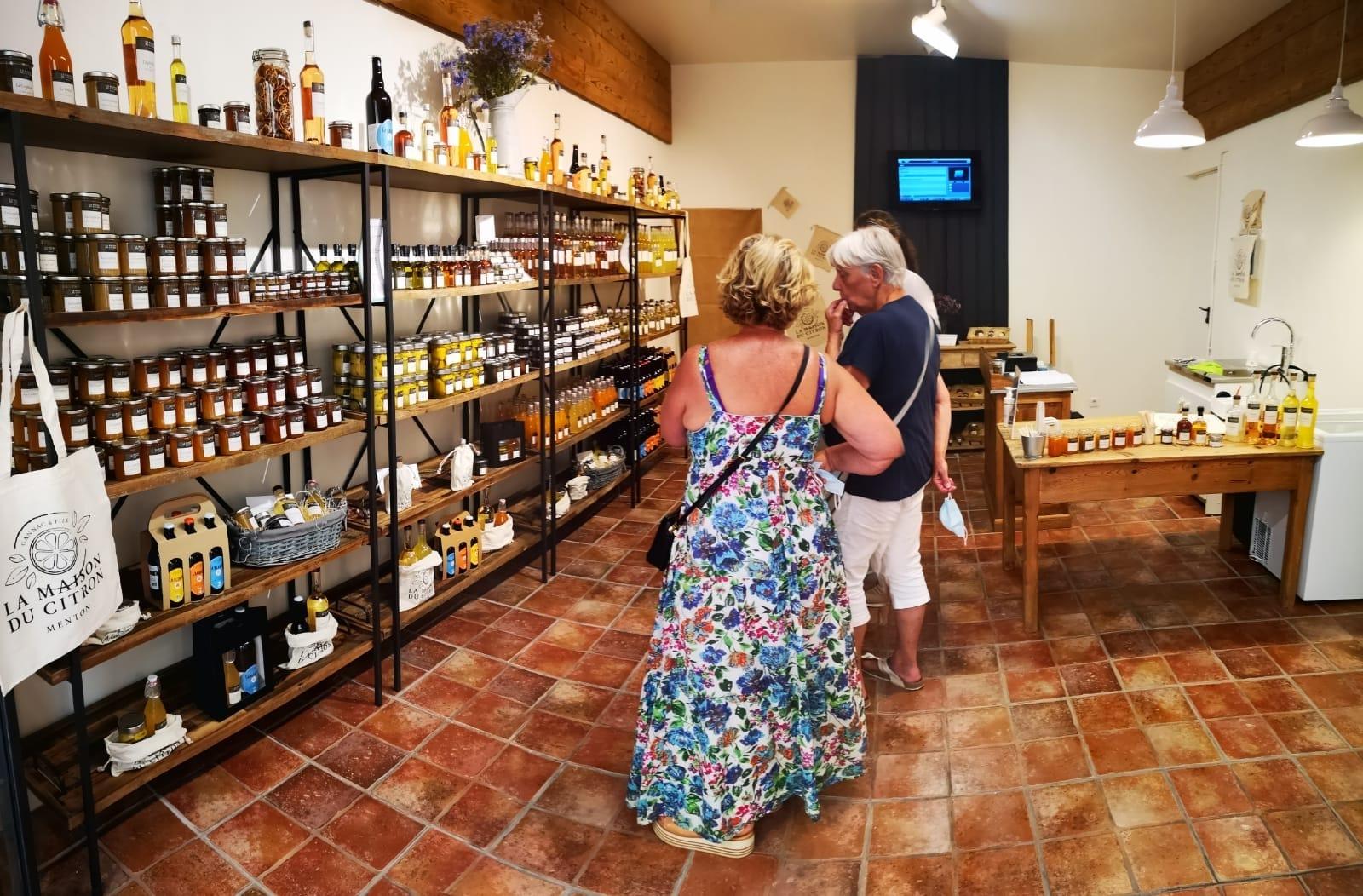 Boutique La Maison du Citron - Antibes