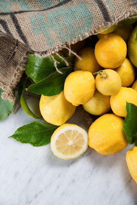 Citron de Menton La Maison du Citron Gannac et fils Citron Jaune Citron photo