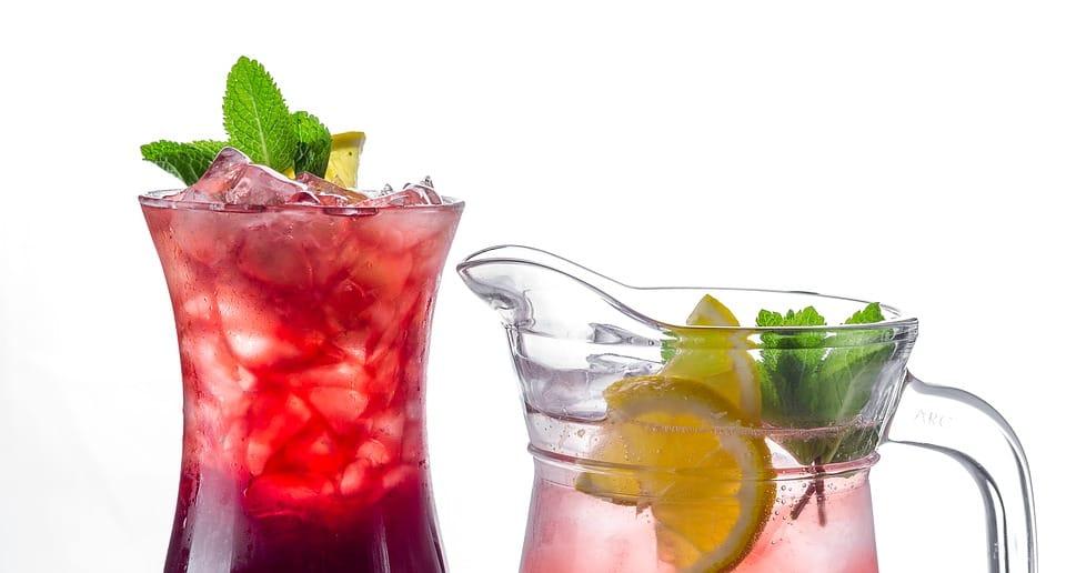 Cocktails Sans Alcool Rafraichissants